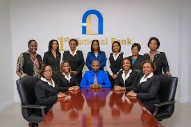 hired caribbean 1st national bank st lucia