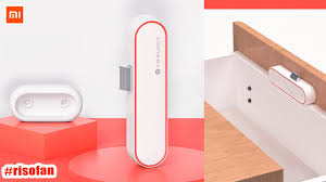 Xiaomi <b>YEELOCK Smart Drawer Cabinet</b> Lock. - YouTube