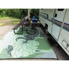 outdoor patio mat