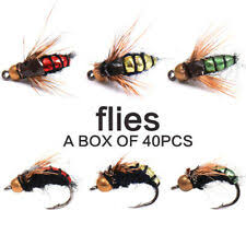 40 Quantity <b>Fly Fishing</b> Baits, Lures & Flies for sale | eBay