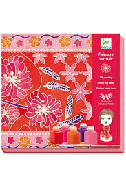 <b>Набор раскраска Японский сад</b> Djeco (Джеко) арт 09851 ...