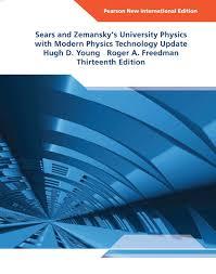 Pearson   University Physics with Modern Physics Technology Update