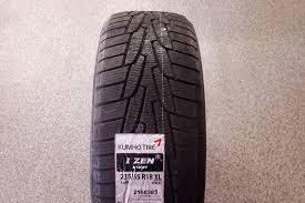 <b>Kumho</b> I*<b>Zen KW31</b> test and review of the <b>Kumho KW31</b> ...