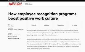 employee benefit adviser magazine features ebg employee employee benefit adviser highlights ebg employee recognition survey