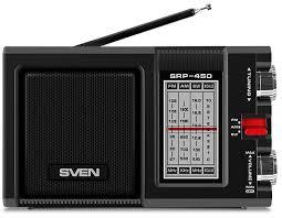 <b>Радиоприемник Sven SRP-450</b> SV-017149 купить в Москве, цена ...