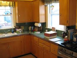 Honey Maple Kitchen Cabinets Should I Paint 1950s Maple Cabinets White