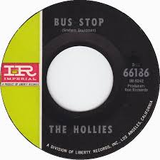 Image result for bus stop hollies
