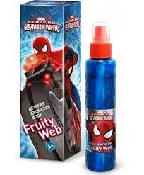 Купить парфюм для детей <b>SPIDER</b>-<b>MAN FRUITY</b> WEB / ЧЕЛОВЕК ...