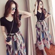Latest <b>Chiffon Skirts</b> for Women Cheap Price January 2020 in the ...