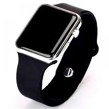 <b>Men Sport</b> LED Watches <b>Men's Digital Watch Men Watch</b> Silicone ...