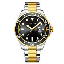 Curren 8388 Black Stainless Steel Watches Sale, Price & Reviews ...
