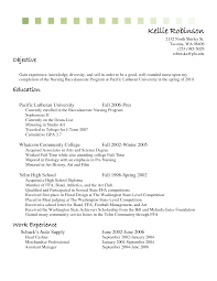 resume template food service resume objective examples images       food service resume objective happytom co