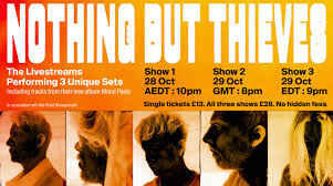 <b>nothing but thieves</b> live stream