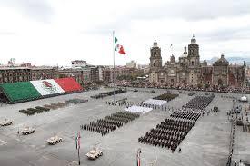 Resultado de imagen para desfile del 16 de septiembre en mexico