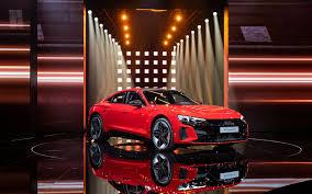 Watch The Online <b>World Premiere</b> Of The Audi E-Tron GT   Vertu ...