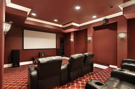 themed family rooms interior home theater: home theater interiors mcclintock walker design services