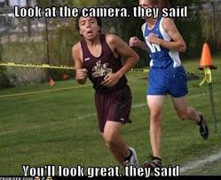 I Run With It — Running Meme Friday: Smile! via Relatably.com
