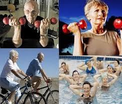 Resultado de imagem para exercicios fisicos idosos
