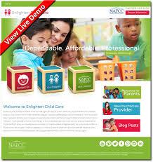 child care website option2