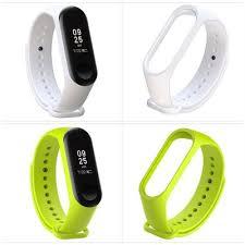 0.99 Soft <b>Silicone Replacement Wristband</b> Wrist Strap For Xiao Mi ...