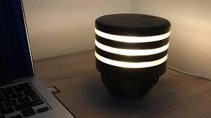 DIY <b>Moderne LED Desk</b> Lamp - YouTube