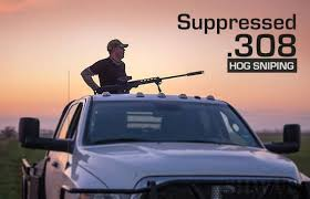 Hog Sniping with Suppressed <b>Subsonic</b> .308 Bolt Actions and Maker ...