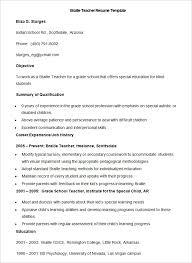 Aaaaeroincus Stunning Professional Resume For Teachers Template     Resume Genius resume format for teacher job resume sample for teacher application