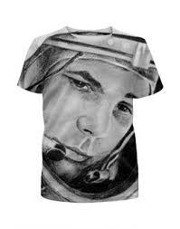 """Детские футболки c качественными принтами """"<b>гагарин</b>"""" - <b>Printio</b>"""