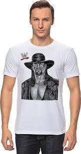 Футболка <b>классическая Printio WrestleMania</b> #755810