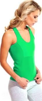 Bradex <b>Body</b> Shaper SF 0142 (L, зеленый) <b>Майка для похудения</b> ...