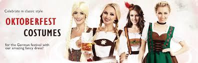 Oktoberfest Costumes | Mega Fancy Dress