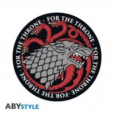 Game of Thrones <b>t</b>-shirts mousepads bags <b>mugs</b> keychains - ABYstyle
