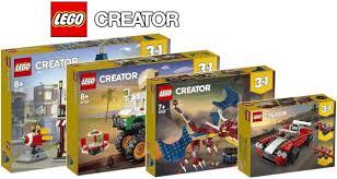 <b>LEGO Creator</b>, новые релизы начала 2020 года. Монстр-бургер и ...