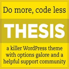 Thesis     Wordpress Theme Review Art of Blog