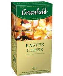 <b>Чай</b> Гринфилд <b>черный</b> вербена (Greenfield <b>Easter</b> Cheer) 25*1.5г ...