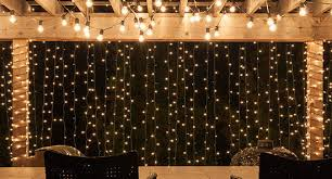 patio lights ideas and inspirations backyard party lighting ideas