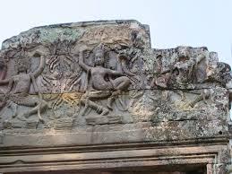 Тайский театр. Разновидности. Наследие кхмеров. Робам. Rоbam