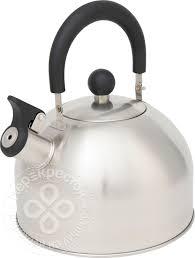 Купить <b>Чайник</b> Mallony MAL-039-MP для газовых плит <b>2.5л с</b> ...