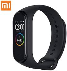 "<b>Xiaomi Mi</b> Band 4 Fitness Tracker, <b>Newest</b> 0.95"" Color: Amazon.co ..."