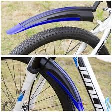 dedc <b>Bicycle Front</b> Rear Mud Protection Mud Set <b>Mountain Bike</b> Tire ...
