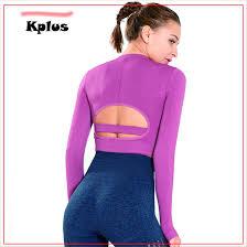 China <b>Hot</b> Sale <b>Sexy Ladies</b> Dry Fit <b>Sports</b> Wear Wholesale Fashion ...