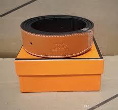 With Box <b>Famous Mens</b> Leather <b>Belts</b> Good <b>Quality</b> Genuine ...