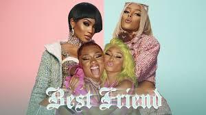 Saweetie - <b>Best Friend</b> (feat. Doja Cat, Nicki Minaj & Megan Thee ...