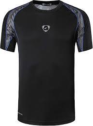 <b>jeansian Men's Sport</b> Quick Dry Short Sleeves <b>Men T</b>-Shirts <b>Tees</b> ...