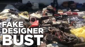 1000s of <b>fake</b> designer bags and clothes BUSTED - YouTube
