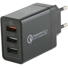 Купить Зарядные сетевые устройства порт <b>usb</b> 2.0 тип a: 3 в ...