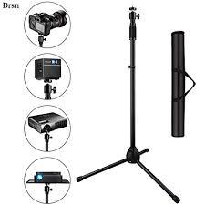<b>Projector Tripod Stand</b> Drsn <b>Portable Tripod Adjustable</b> Height 32