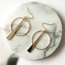 <b>Hot Sale</b> Trendy Nickel Free Earrings Fashion Jewelry <b>2019</b> Pearl ...