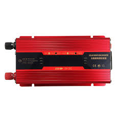 <b>4000W Peak</b> LCD Solar <b>Power Inverter</b> DC12/24V to AC 110V/220V ...