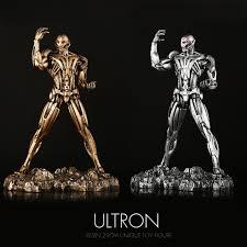 Pandadomik Unique Resin Large Ultron <b>Toy</b> Figure <b>Movie</b> Model ...